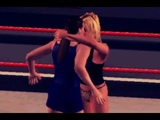 Trish Stratus vs Stephanie McMohan Stinkface Match