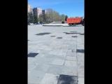 Ижевск Заплатки на Центральной площади