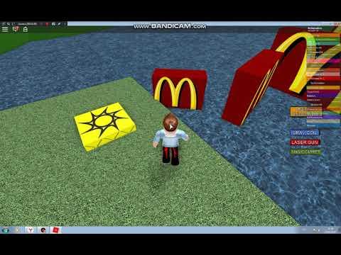 роблокс Escape McDonalds Obby ставь лайк