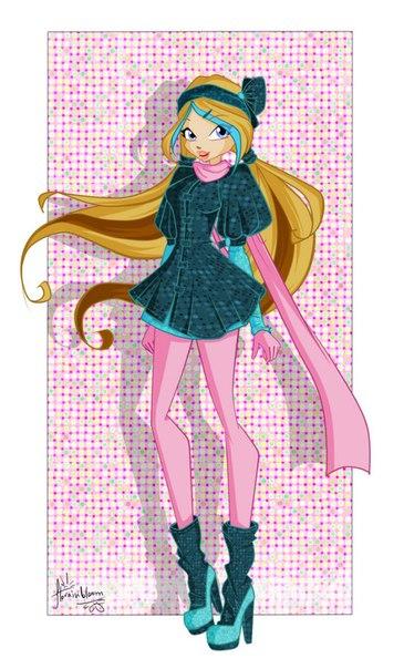 """Фанф  """"Падший ангел"""" глава #1 +игра для девочек и арты винкс"""