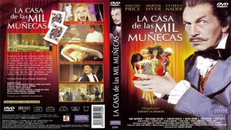 Intriga.-La casa de las mil muñecas.-(1967).Español 2