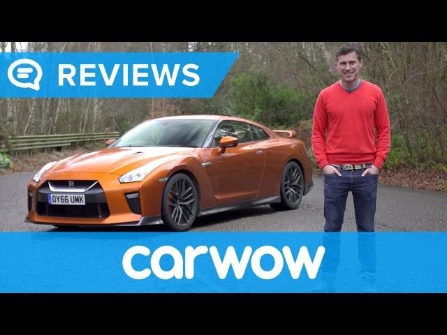 Nissan GT-R 2018 in-depth review | Mat Watson Reviews