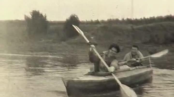 Сплав по реке Чусовой (1982, Зибарева Татьяна)