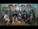 VIDEO 180322 @ My Ajusshi Drama Talk LIVE Full ver 720p
