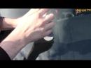 Как Убрать СКОЛ на Лобовом Стекле Автомобиля Своими Руками