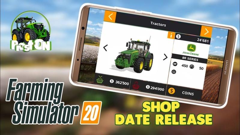 Farming Simulator 20 | FS 20 | Trailer SHOP | TRANSPORT