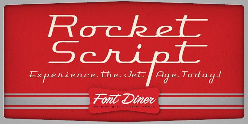 Download RocketScriptSW font (typeface)