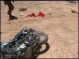Война в Сирии. САА уничтожила группу террористов в районе Пальмиры 18+