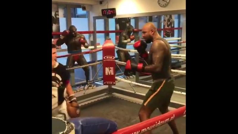 Тяжеловес Хесди Гергес готовится к своему дебюту в Bellator MMA