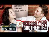 JAMES MASLOW SPILLS THE BIG BROTHER TEA TO BABY ARIEL