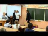 Электрик в школьной постановке из Ералаша.avi