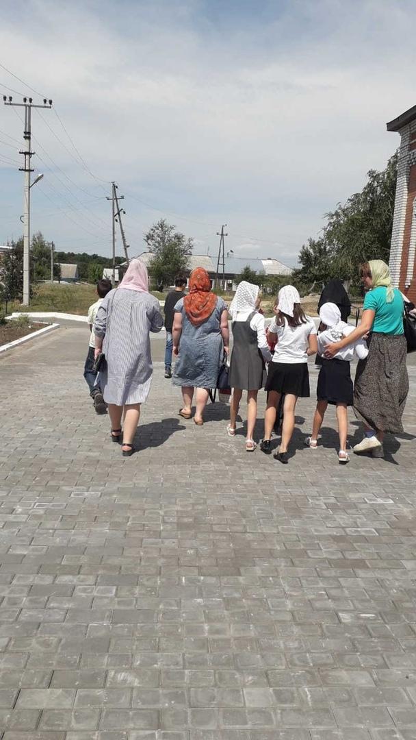 """Дети из """"Волжанки"""" посетили монастырь 6"""