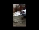 В Кинешме на улице Павлова горит частный дом