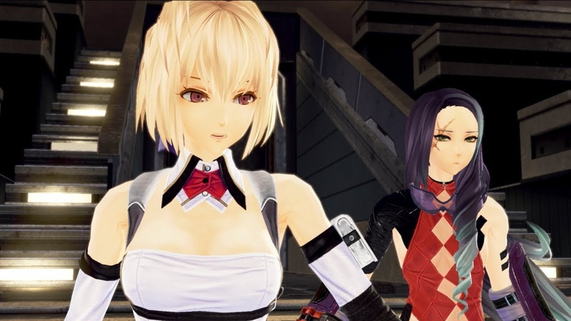 GOD EATER 3 - NYCC REACTIONS | PS4, PC