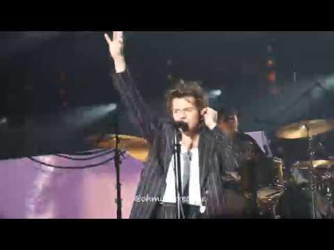 Harry Styles - Kiwi Live in Tokyo, Japan 180512