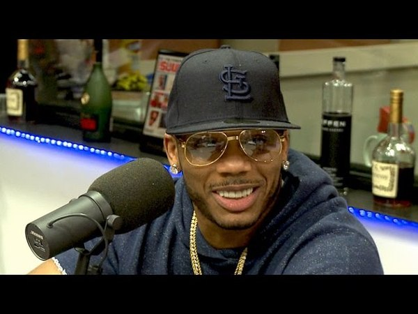 Nelly Interview With The Breakfast Club Power 105.1 FM. 13.08.2015