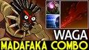 Wagamama [Bloodseeker] Madafaka Death Combo 7.15 Dota 2