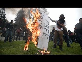 Почему студентам Беркли опасно поддерживать Трампа