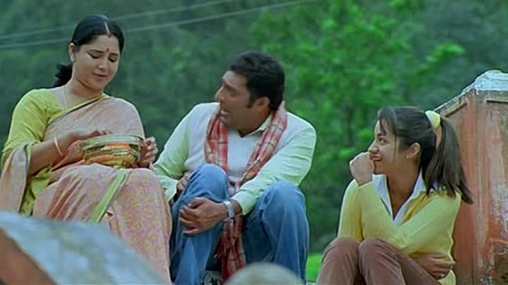 Абхи и я / Abhiyum Naanum (2008)