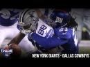 NY Giants @ Dallas Cowboys