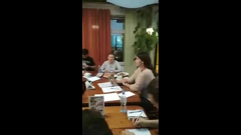 Встреча участников квеста-реалити Результат 2 сезон