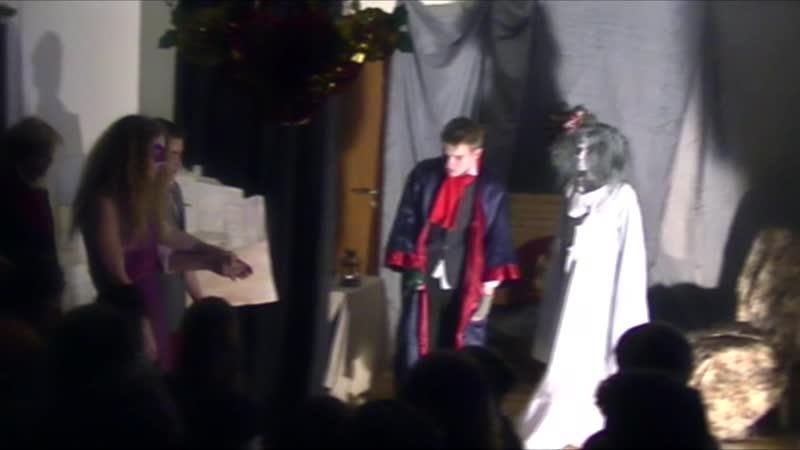 Christmas carol. 2014