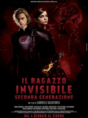 Невидимый мальчик: Второе поколение (Il ragazzo invisibile: Seconda generazione) 2018 смотреть онлайн