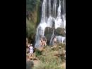 Водопады Кравицы