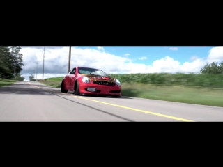 Mikes Single Turbo Bagged G35 ¦ 4K ¦ J3P CINEMA