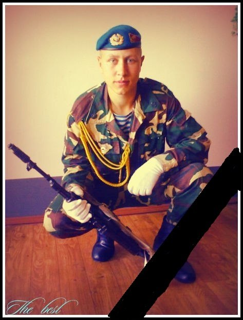 В Харьковском госпитале от ран скончался солдат 95 аэромобильной бригады - Цензор.НЕТ 5630