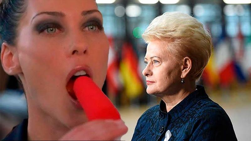 Мы никого не боимся! Президент Литвы приструнила кремлевскую пропагандистку с телеканала Россия 1