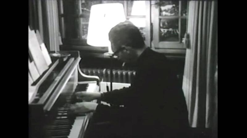 Géza Anda Documentary Pianist, Conductor, Teacher