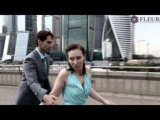 Необычный свадебный танец! Ольга и Роман