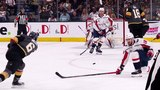 Millers shot gets by Holtby as Golden Knights strike first