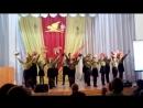 Военный танец 2017