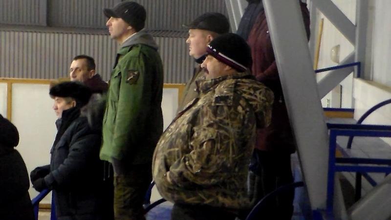 Хоккей в Буе. Планета(Буй)-Русь(Кострома).9.12.2018 г.(ч.2)