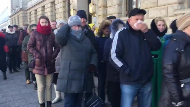 НеВыборы2018. Ватники Берлина
