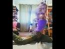 танец разминка