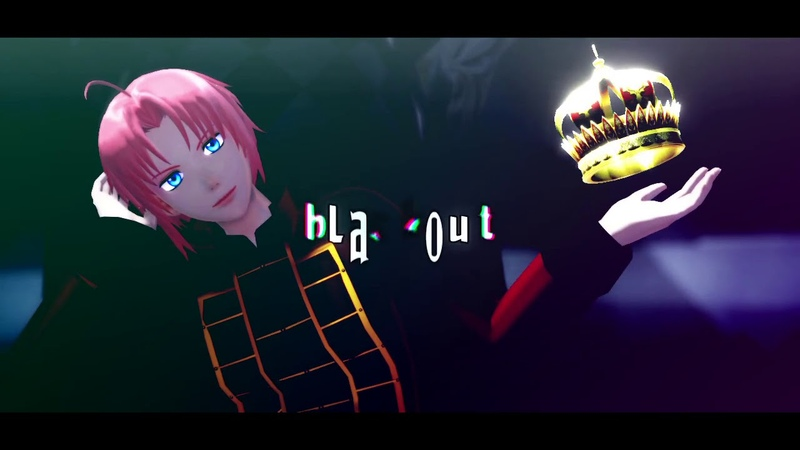 【MMD銀魂】神威 - スーサイドパレエド【TBC】