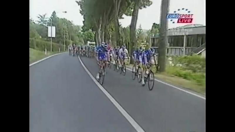 Giro dItalia 2007 stage 07 19 May Spoleto to Scarperia