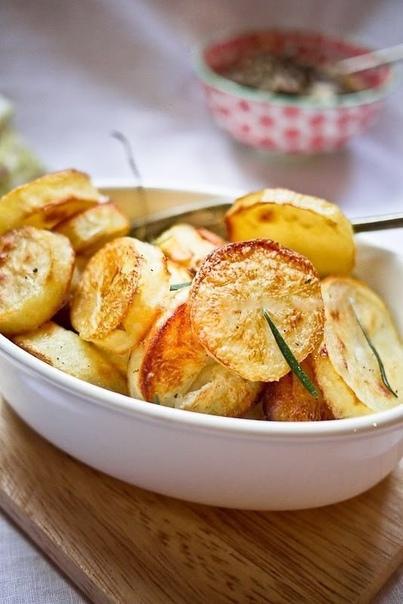 Запекаем вкусную картошечку по рецепту Джейми Оливера