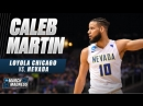 Nevadas Caleb Martin scores a game-high 21 points in the Sweet 16