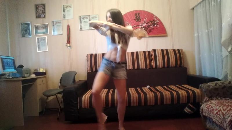 новый танец от Анны Артемчик