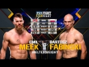UFC_FN_134_Emil Meek vs. Bartosz Fabinski