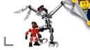 Обзор набора Lego Bionicle 8621 Турага Дьюм и Нивок Turaga Dume Nivawk