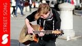 AMAZING Street Performer Mex.Fs covers the John Butler Trio's