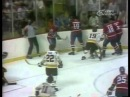 1978 Stanley Cup Finals Montreal Canadiens @ Boston Bruins game 4 regulation finish