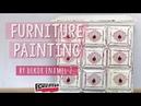 Bútorfestés zománcfestékkel 2 Furniture painting by Dekor Enamel 2