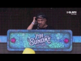 Jax Jones - 7th Sunday Festival 2018 (FullHD 1080p)