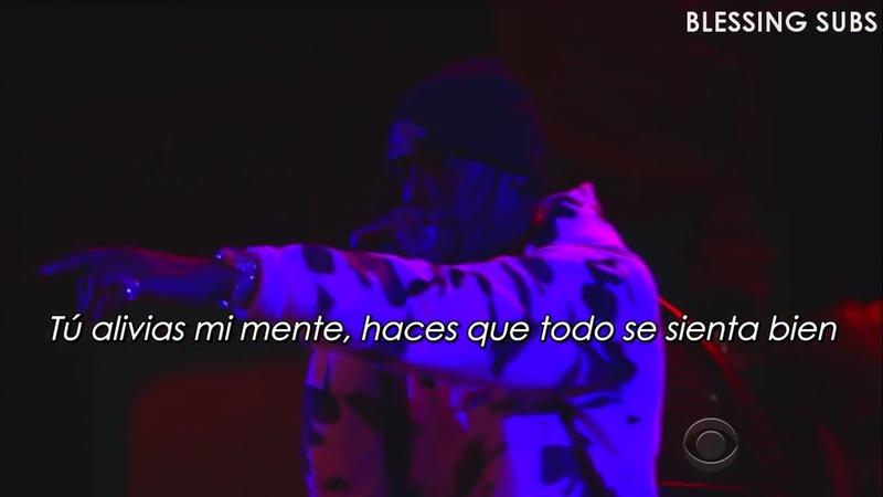 Travis Scott - goosebumps [Sub en Español]   Live